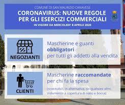 Misure Igiene e Sicurezza  Covid-19 per Esercizi Commerciali