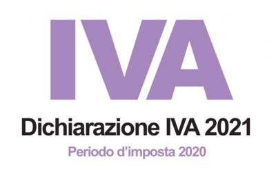 Dichiarazione IVA 2021 NOVITA' –trattamento versamenti sospesi